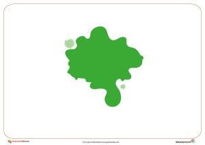 colores, el verde, verde, color verde, recursos educativos, recursos para el aula