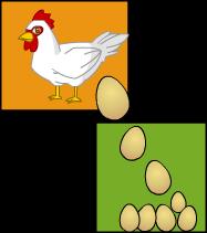 Fábulas La Gallina De Los Huevos De Oro