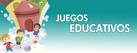 cabecera juegos Juegos Educativos