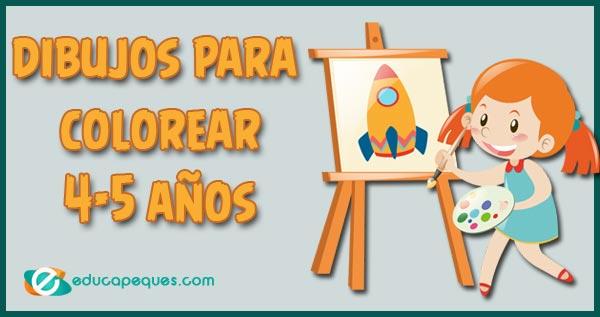 Dibujos Para Colorear 4 5 Años Mira Mamá Ya No Me