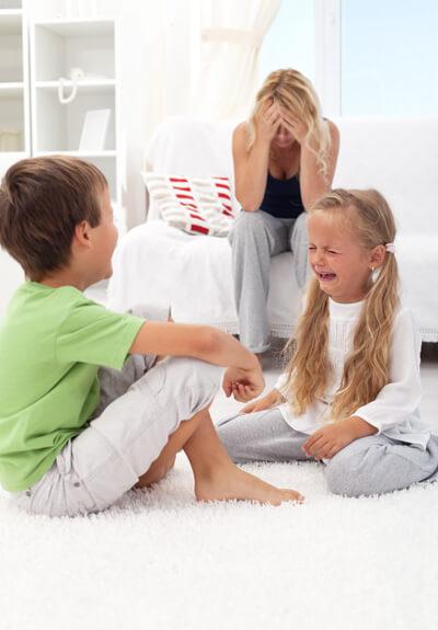 Rabietas y pataletas los malos modales en los niños