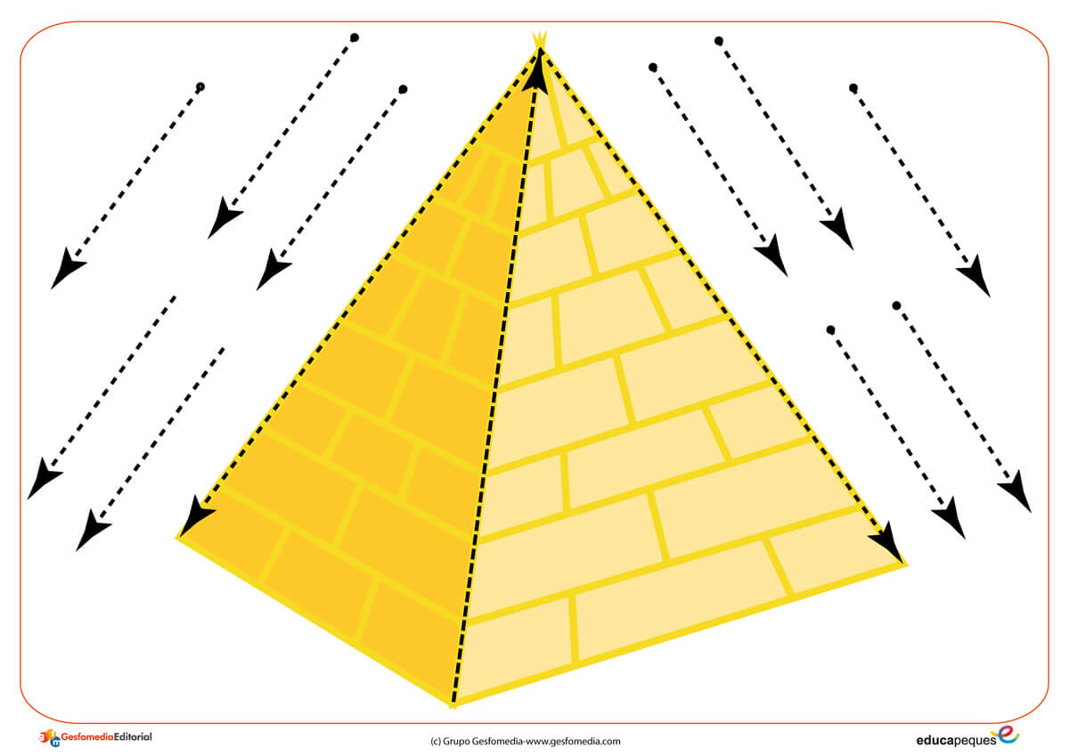 grafomotricidad, trazos diagonales, preescritura
