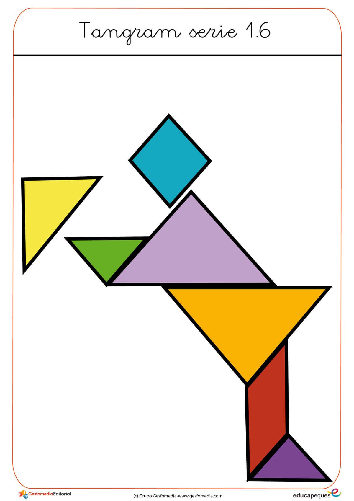 tangram niños
