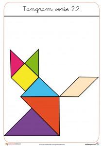 figuras tangram