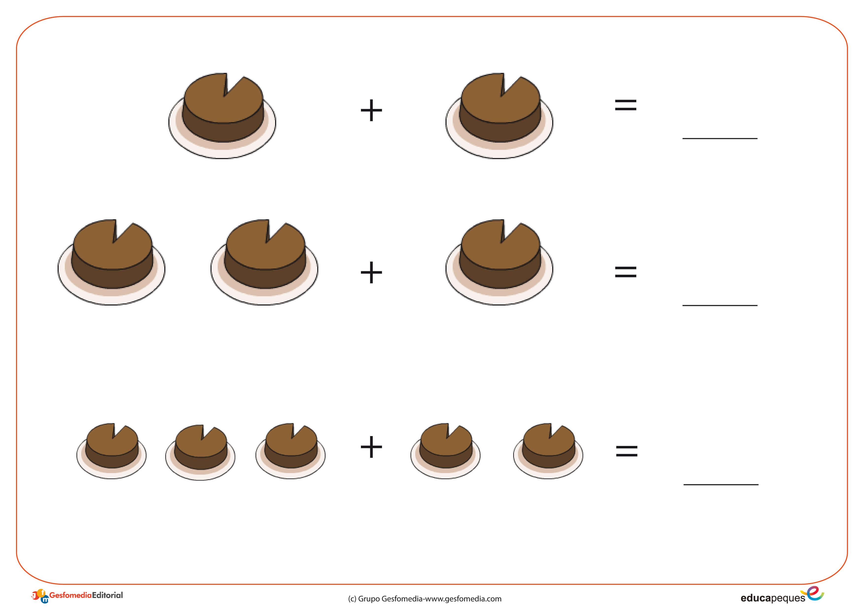 sumar, matematicas, aprender a sumar, repasar matematicas, ejercicios de sumas