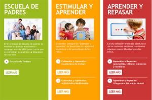 editorial, fichas, cuadernos para repasar, escuela de padres,estimular y aprender