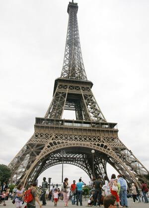 Rincones del mundo: La torre Eiffel - El Portal de Educapeques