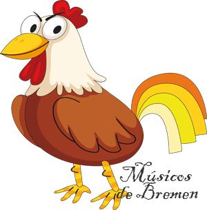 musicos de bremen, cuento infantil, gallo de bremen