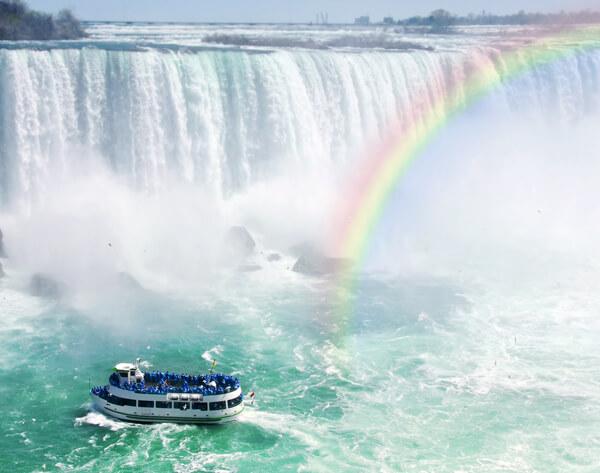 Fotos de las cataratas del Niagara