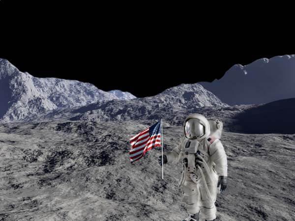El primer hombre en la luna resumen para niños