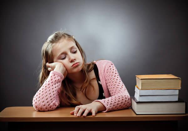 fracaso en los exámenes