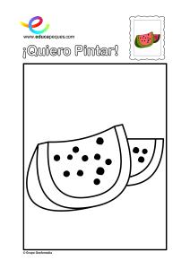 Dibujos Para Colorear 2 3 Años Facilito Por Favor Estoy Aprendiendo
