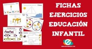 Fichas educación infantil