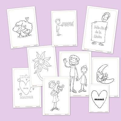 Dibujos dia de la madre