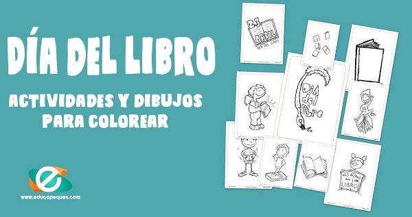 Día del libro. 23 de Abril día internacional de la lectura