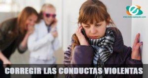 conductas violentas