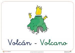 Letra V Vocabulario Básico En Castellano E Inglés Bits De Inteligencia