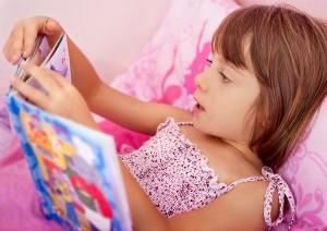 La comprensión lectora en niños