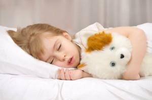 el sueño en los niños