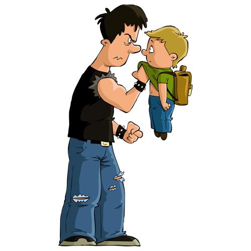 Historias de bullying para reflexionar, Cómo saber si un niño sufre bullying