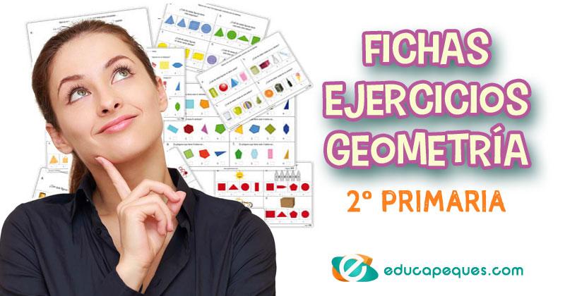 geometría segundo de primaria