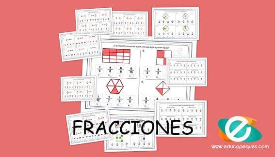 fracciones, operaciones con fracciones