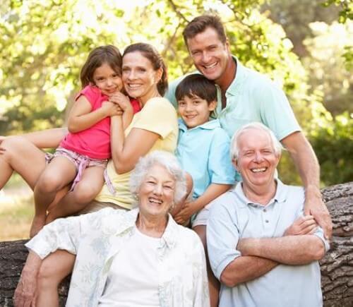 Familia y autoestima la importancia de la familia en una for Concepto de la familia para ninos