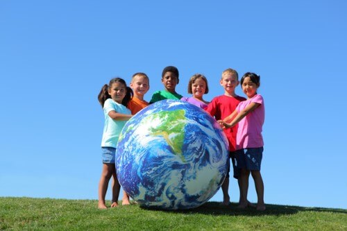 Educar A Los Niños En Igualdad Y Respeto A Los Demás