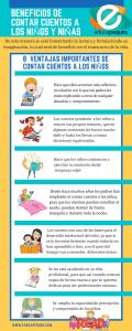 beneficios de contar cuentos a los niños