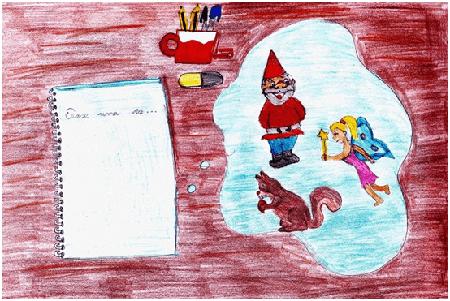 cuentos infantiles corto