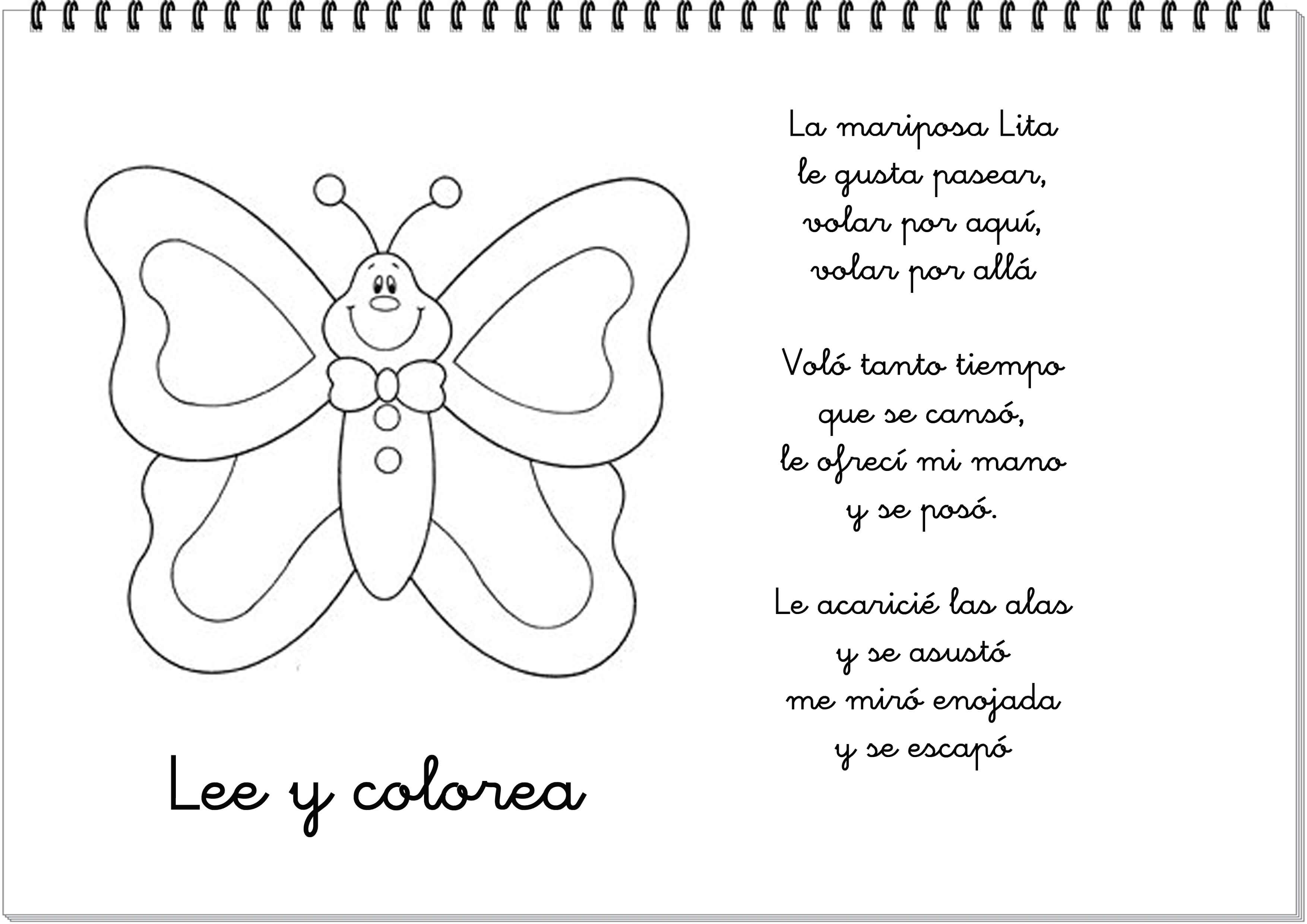 Poema de primavera 1 for Cancion infantil hola jardin