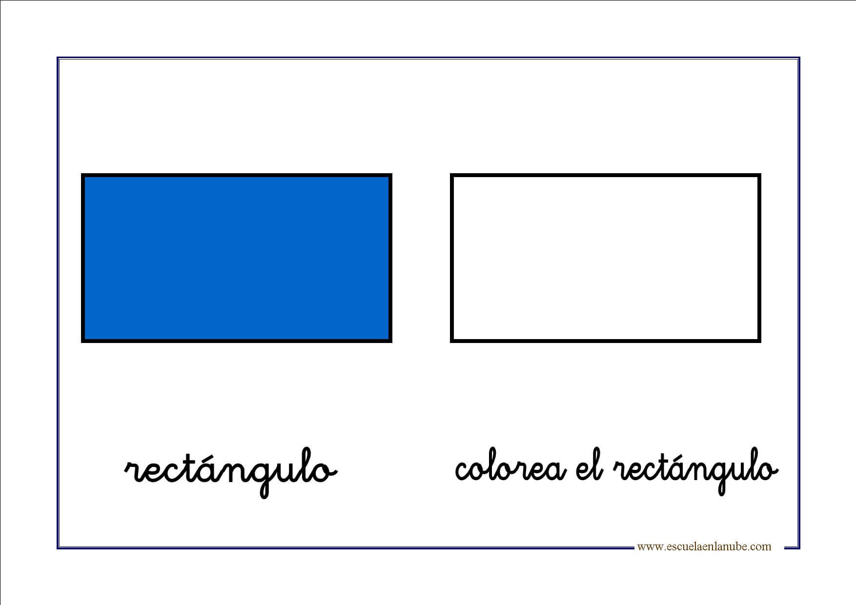 Figuras Geometricas Rectangulo
