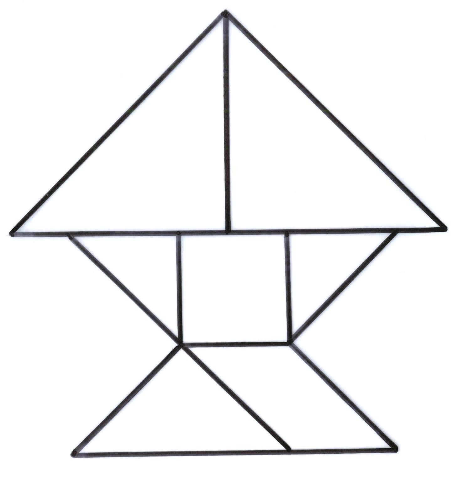 картинки домик пифагора
