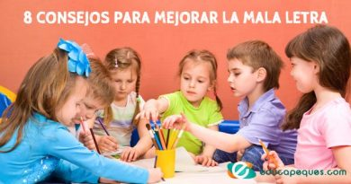 8 Consejos para mejorar la escritura infantil