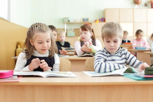 concentración en clase