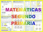 Matematicas segundo primaria tercera evaluacion