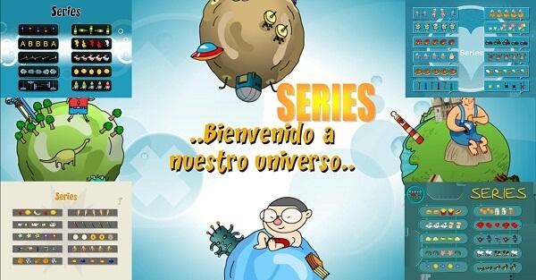 Juegos De Memoria Logica Y Atencion Juegos De Series