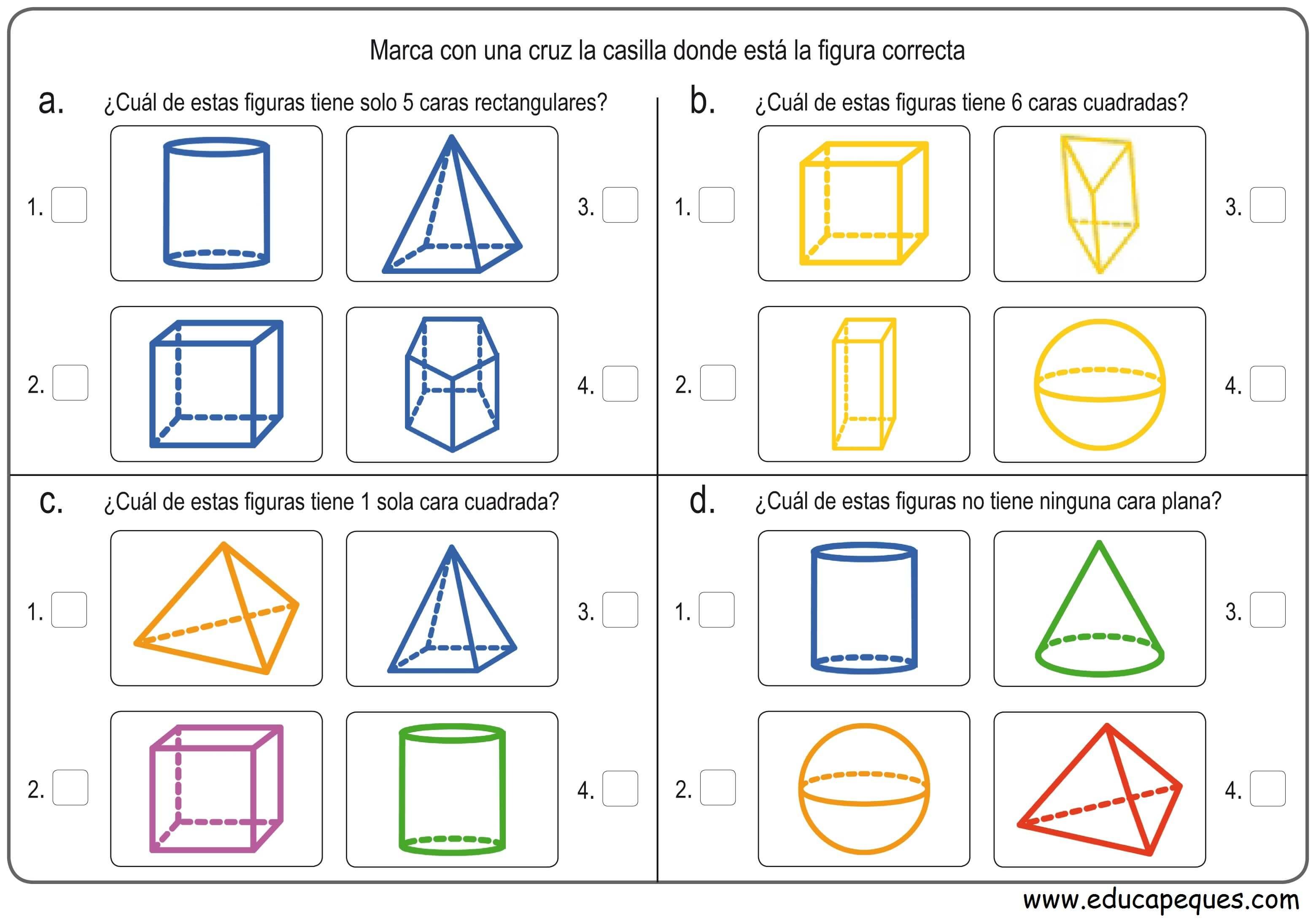 Figuras geom tricas 03 for Las formas geometricas