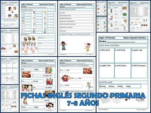 fichas de inglés, inglés primaria, reading, writting, recursos educativos, recursos de inglés, inglés