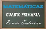 Matemáticas Cuarto Primaria 1