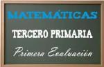 Matemáticas Tercero Primaria 1