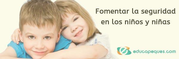 fomentar la seguridad infantil