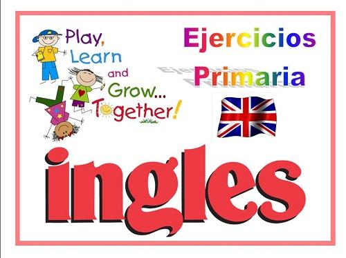 Ejercicios Inglés Primariafichas Para Niñosas De 11 12 Años