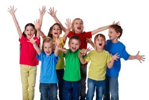 autocontrol en los niños y niñas