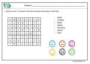 actividades inteligencia emocional