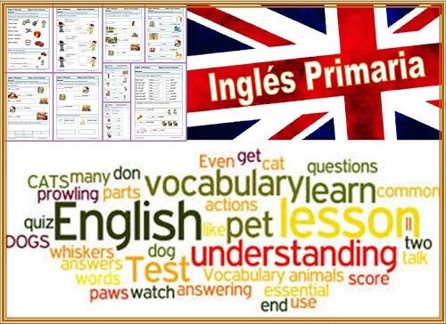 Inglés Primaria