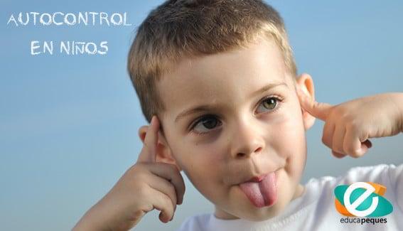 10 Consejos prácticos para enseñar a los pequeños el autocontrol.