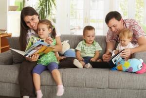 contar cuentos en familia