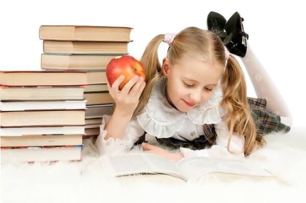 lectura en los niños