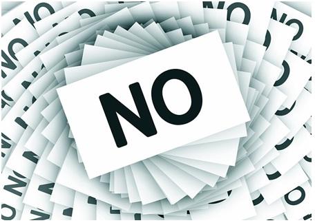 Tu hijo siempre dice No